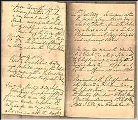 Diary of a workhouse master 19th century England